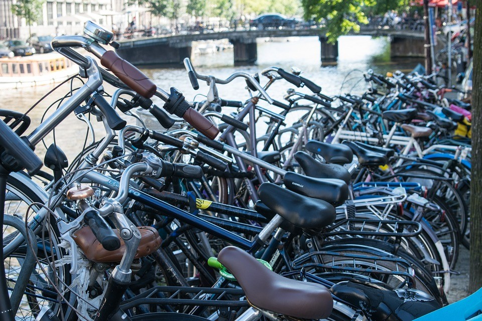 Busje huren Amsterdam